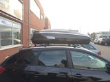 TIP ! Modula Ciao dakkoffer skibox 430 Liter hoogglans zwart- 75 kg_15
