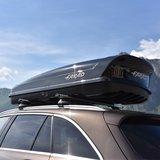 Farad Dakkoffer N20 Koral 480 liter hoogglans zwart inclusief snelbevestiging_15