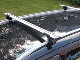 Dakdragers Opel Zafira B MPV 2005 t/m 2014 geintergreerde/gesloten dakrail Aguri_16