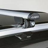 Farad dakdragers Opel Zafira Tourer 5 deurs vanaf 2011 met geintegreerde/gesloten dakrails_16