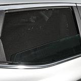 Carshades Ford Fiesta VI 3 deurs 2002 t/m 2008 zonneschermen_