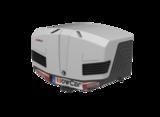 Towbox V3 Trekhaakbagagebox Classic Zwart Grijs_16