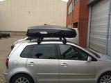 TIP ! Modula Ciao dakkoffer skibox 430 Liter hoogglans zwart- 75 kg_16