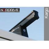 Dakdragers Nordrive set van 3 staal Opel Vivaro 08/2001 t/m 12/2013_16