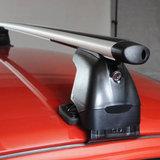 Dakdragers Mont Blanc Volkswagen Jetta III 2006 t/m 2010 in aluminium uitvoering_