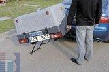 TowBox V1 Zwart bagagebox voor op de trekhaak 350 liter_