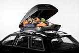 Dakkoffer Hapro Rider 4.4 370 Liter zwart_14