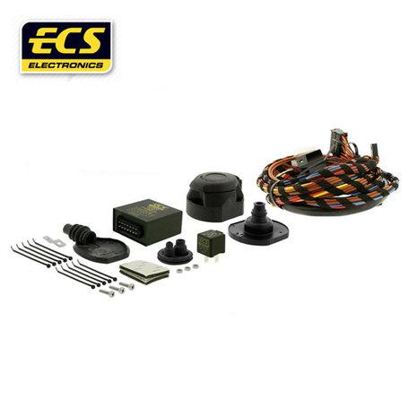 Wagenspecifieke kabelset 7 polig Ford Fiesta VI 3 deurs hatchback 12/2012 t/m 06/2017