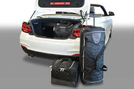 Carbags tassenset BMW 2-serie Cabriolet (F22- F23) Cabrio vanaf 2014
