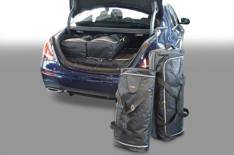 Carbags tassenset Mercedes E-Klasse (W212) 4 deurs 2009 t/m 2016