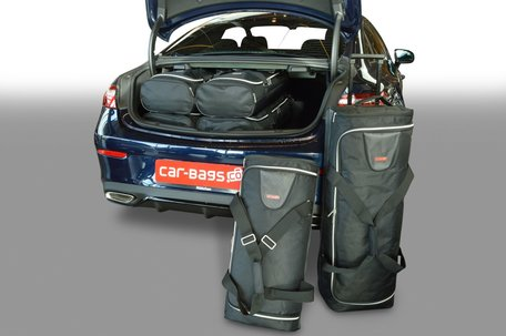 Carbags tassenset Mercedes E-Klasse Coupé (C238) 2d vanaf 2016