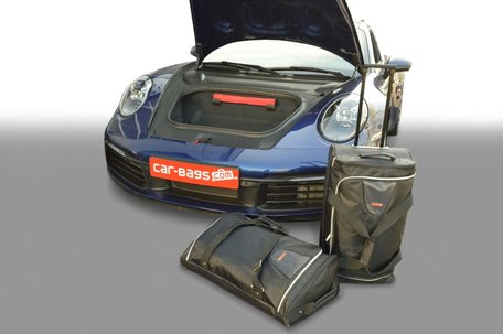 Carbags tassenset Porsche 911 (992) Coupe / Cabrio vanaf 2019