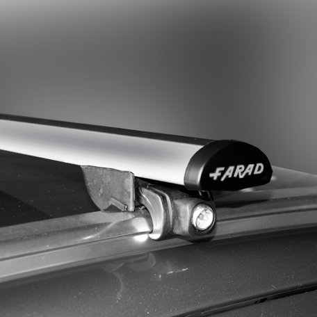 Farad dakdragers Audi Q5 5 deurs vanaf 2017 met geintegreerde/gesloten dakrails