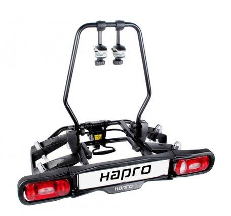 Fietsendrager voor 2 fietsen Hapro Atlas 2 Blue Premium 13P