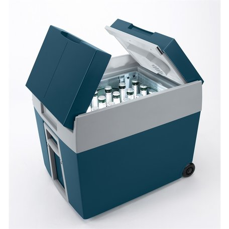 Koelbox 12V/230V Mobicool op wieltjes - 48 liter