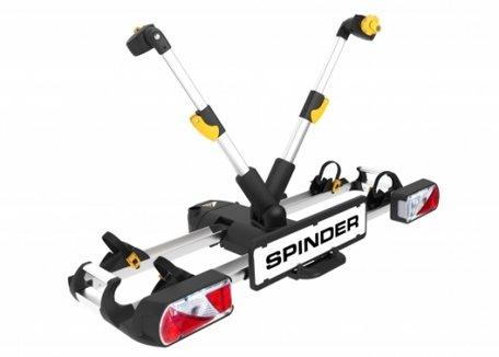 Fietsendrager Spindler Xplore+ voor 2 fietsen ook ebike