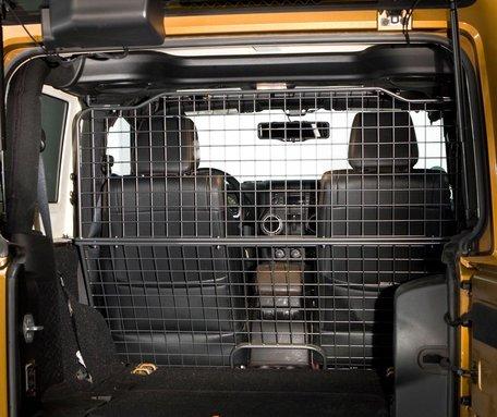 Hondenrek Jeep Wrangler JK 2011 t/m 2017
