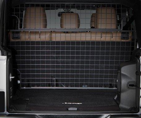 Hondenrek Jeep Wrangler Unlimited 4 deurs JK 2006 t/m 2010