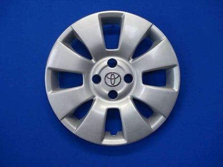 Wieldop/Wieldoppen Toyota Yaris 2 en diverse modellen - 15 inch - TOY454L15