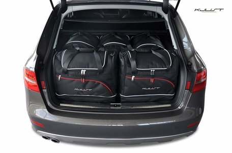 Kofferbak tassenset Audi A4 Allroad Quattro B8 2008 t/m 2015