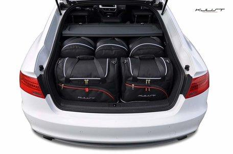 Kofferbak tassenset Audi A5 Sportback I 2009 t/m 2016