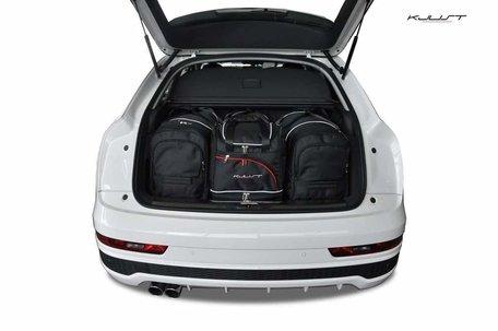 Kofferbak tassenset Audi Q3 Suv 2011 t/m 2018