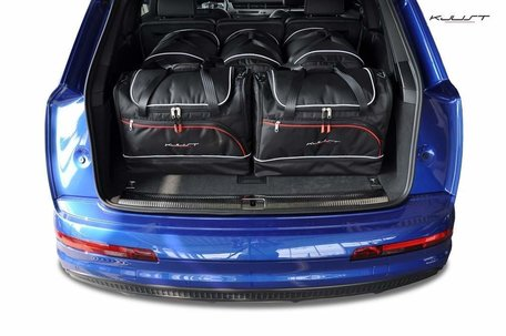 Kofferbak tassenset Audi Q7 Suv Ii vanaf 2015