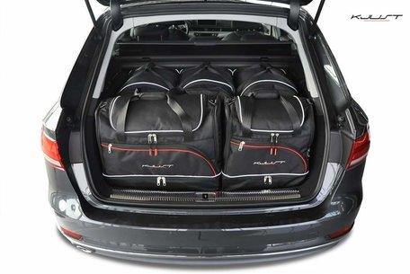 Kofferbak tassenset Audi A4 Sedan B9 vanaf 2015