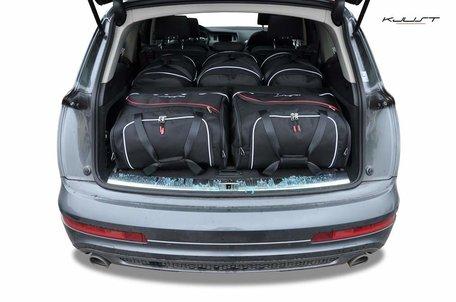 Kofferbak tassenset Audi Q7 Suv I 2005 t/m 2015