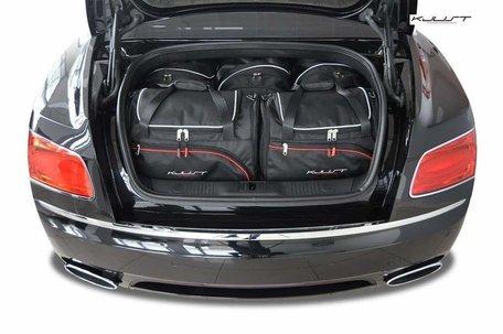 Kofferbak tassenset Bentley Continental Flying Spur vanaf 2005