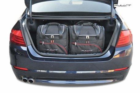 Kofferbak tassenset Bmw 5 serie Sedan F10 2010 t/m 2017