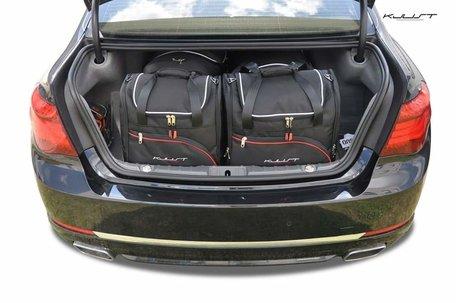Kofferbak tassenset Bmw 7 serie Sedan L F01L 2008 t/m 2015