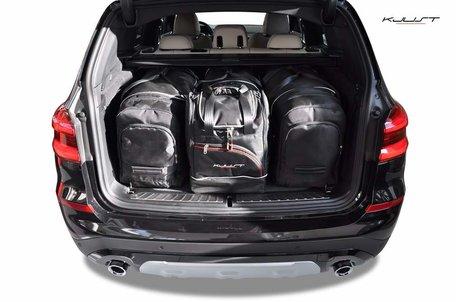 Kofferbak tassenset Bmw X3 Suv G01 vanaf 2017