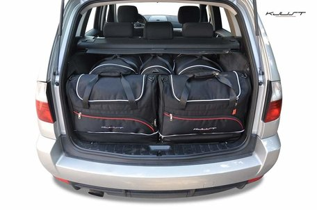 Kofferbak tassenset Bmw X3 E83 2003 t/m 2010