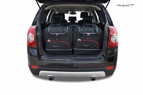 Kofferbak tassenset Chevrolet Captiva I 2006 t/m 2010