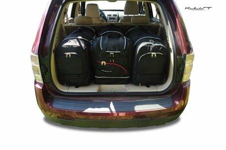 Kofferbak tassenset Chevrolet Equinox Ls I 2005 t/m 2009