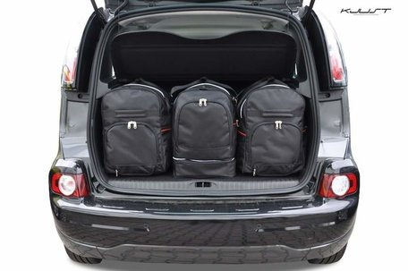 Kofferbak tassenset Citroen C3 Picasso Ii 2008 t/m 2017