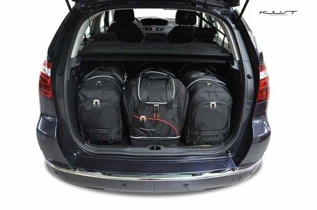 Kofferbak tassenset Citroen C4 Picasso I 2007 t/m 2013
