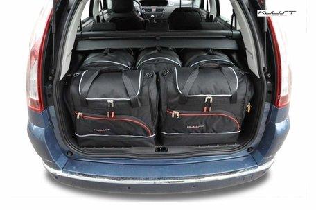 Kofferbak tassenset Citroen C4 Grand Picasso I 2006 t/m 2013