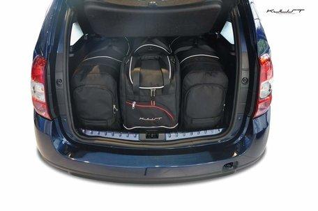 Kofferbak tassenset Dacia Duster Suv 2010 t/m 2013