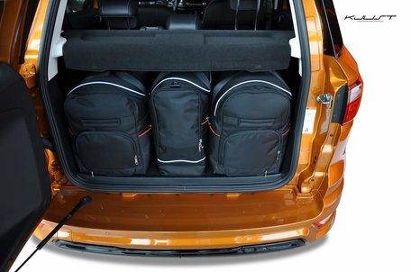 Kofferbak tassenset Ford Ecosport Ii Facelifting vanaf 2017