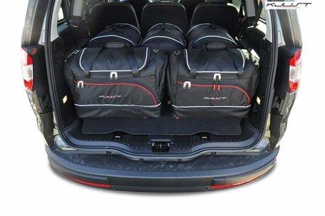Kofferbak tassenset Ford Galaxy Iii 2006 t/m 2015