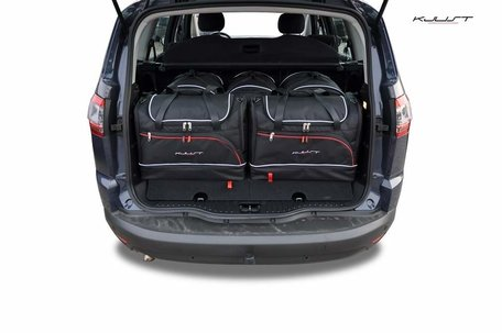 Kofferbak tassenset Ford S-Max 7 Zits I 2006 t/m 2015