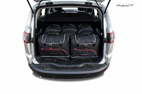 Kofferbak tassenset Ford S-Max 5 Zits I 2006 t/m 2015