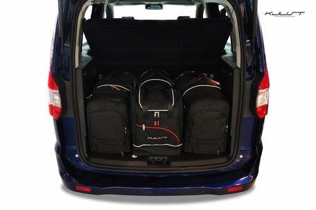 Kofferbak tassenset Ford Tourneo Courier vanaf 2014