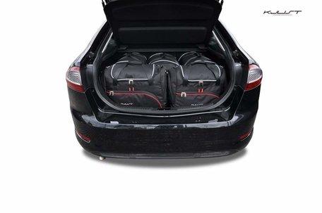 Kofferbak tassenset Ford Mondeo Hatchback Iv 2007 t/m 2014