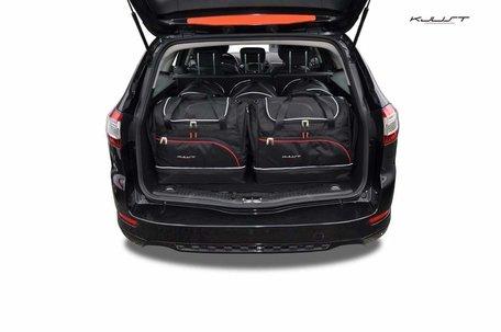 Kofferbak tassenset Ford Mondeo Kombi Iv 2007 t/m 2014