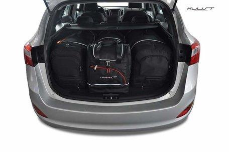 Kofferbak tassenset Hyundai I30 Wagon Ii 2012 t/m 2015