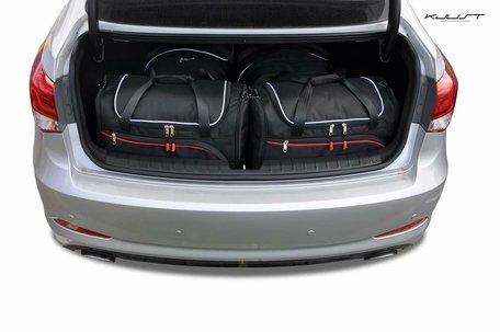 Kofferbak tassenset Hyundai I40 Sedan 2011 t/m 2015