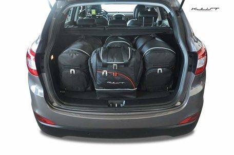 Kofferbak tassenset Hyundai Ix35 Suv 2010 t/m 2013